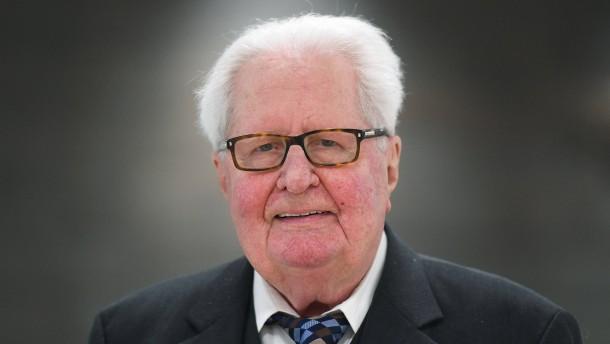 Früherer Parteichef Vogel plädiert für SPD-Doppelspitze