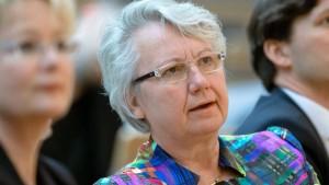 Annette Schavan hat wieder einen Doktortitel