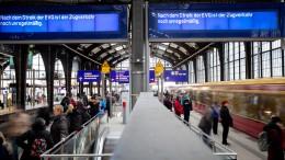 Droht jetzt der nächste Streik bei der Bahn?