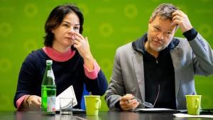 Gegen das Vorurteil der weltfremden Grünen