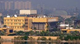 Raketen nahe amerikanischer Botschaft in Bagdad eingeschlagen