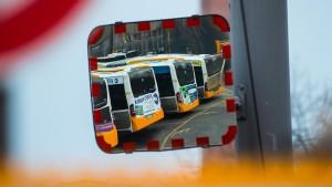 Dieselbusse als Auslaufmodelle