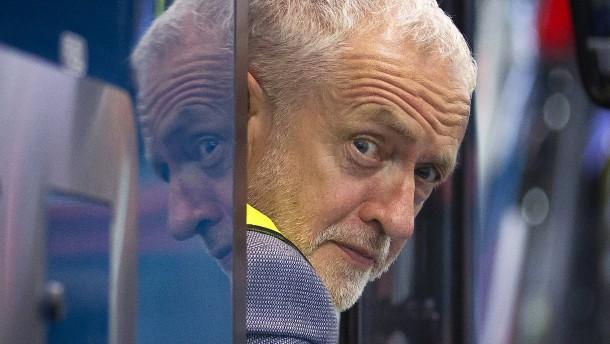 Jeremy Corbyns Heuchelei