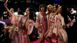 Erste Victoria's Secret-Show löst in China viel Wirbel aus