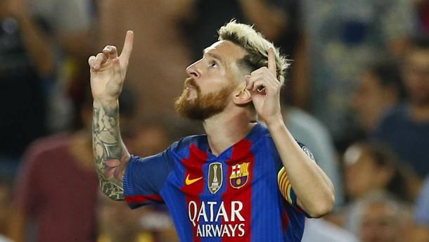 Barcelona trifft noch häufiger als die Bayern