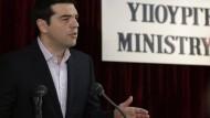 Scharfe Warnungen an Tsipras vor Russland-Reise