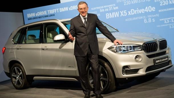 Aktionärs-Aufstand bei BMW