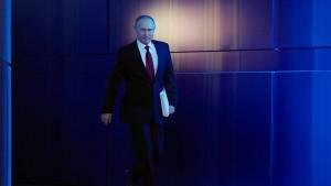 Wie Putin an der Macht bleiben will