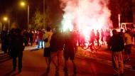 Maas verurteilt Ausschreitungen gegen Flüchtlinge