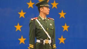 Lohnende Ziele für Pekings Propagandaapparat