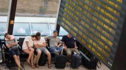 42.000 Passagiere betroffen