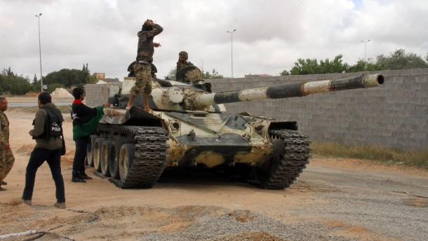 Neue Ausschreitungen in Tripolis