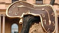 In Sydney steht die Skulptur
