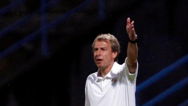 Klinsmann unter Druck