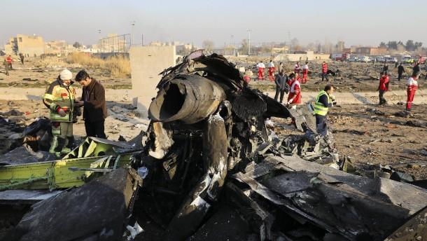 Warum Irans Luftabwehr die ukrainische Maschine traf