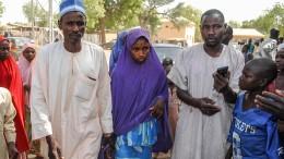 Boko Haram lässt die meisten entführten Mädchen frei