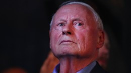 Lafontaine hadert mit seinem Austritt aus der SPD