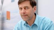 Der Schweizer Schriftsteller Peter Stamm im Jahr 2016
