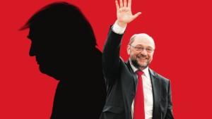 Wie viel Trump steckt in Schulz?