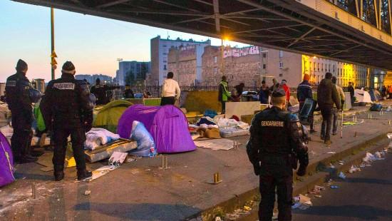 24 Stunden im Leben eines Flüchtlings