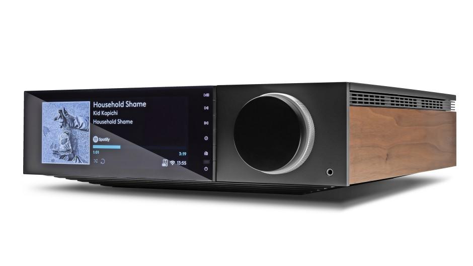 Schönes Spiel mit traditionellen Formen: Streamer von Cambridge Audio