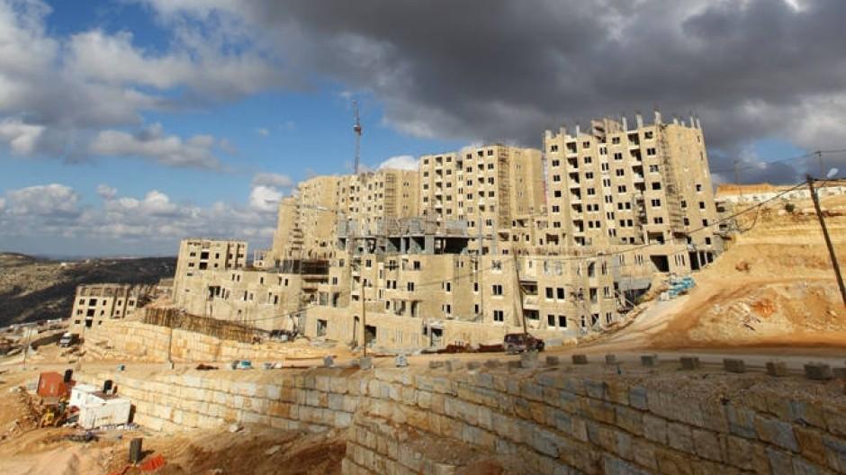 Rawabi. Eine Siedlung entsteht im Westjordanland
