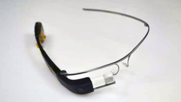 Das ist die neue Google-Brille