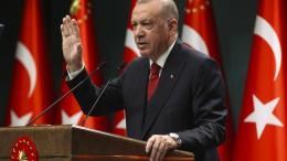 Kritik an türkischer Regierung wegen Umgangs mit Fallzahlen