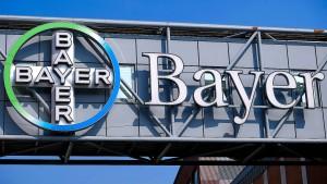 Aktienkurs von Bayer unter Druck