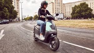 Tier bietet jetzt auch E-Mopeds an