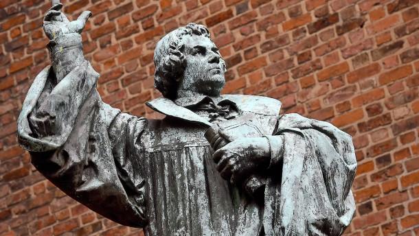 Luther, Brecht und andere weiße Männer