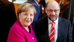 """Wie Union und SPD """"die Dinge zu einem guten Ende"""" bringen wollen"""