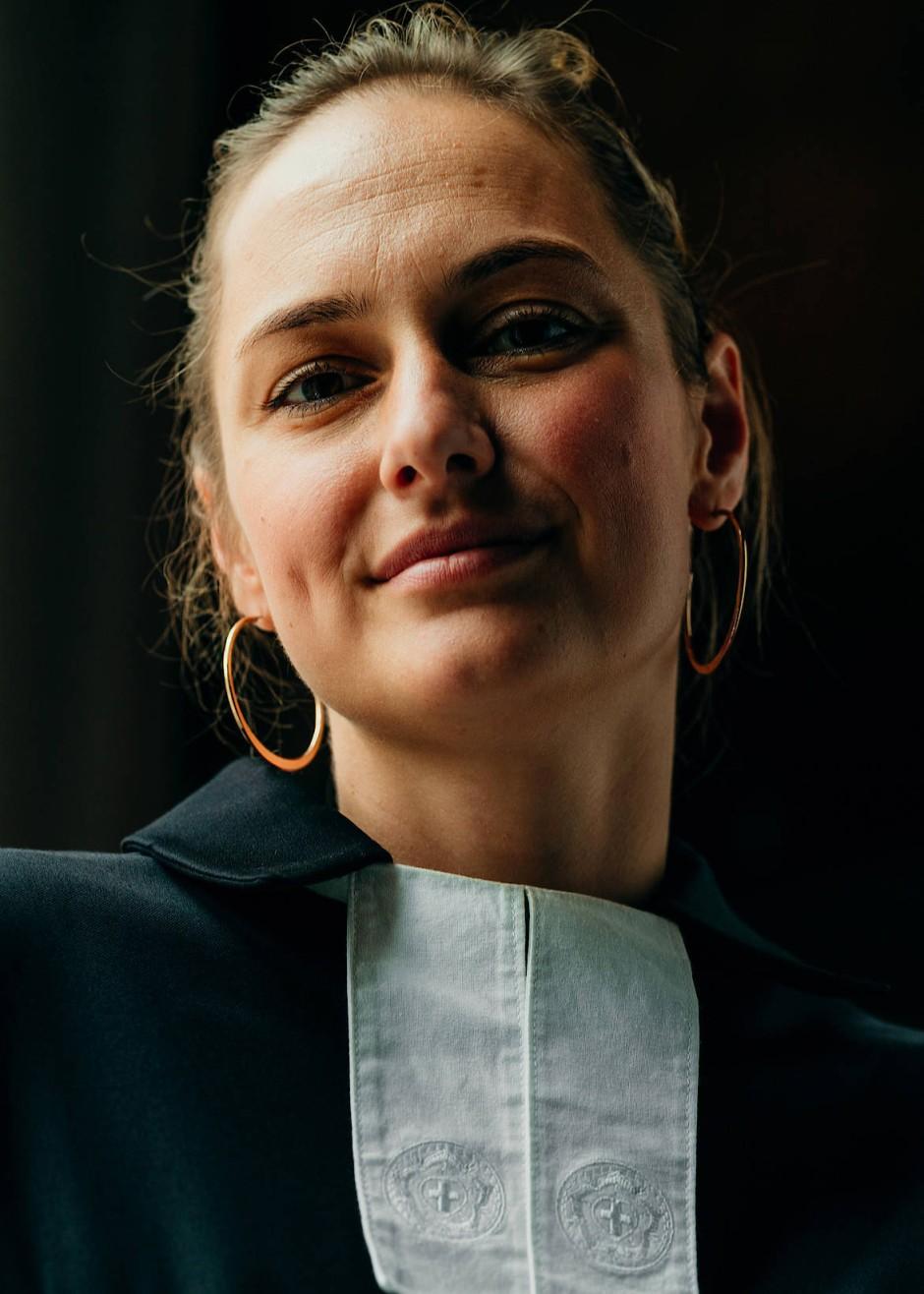 Josephine Teske, 32 Jahre, ist feministische Pastorin in Büdelsdorf in Schleswig-Holstein, sie bloggt und postet im Netz über christliche und persönliche Inhalte.