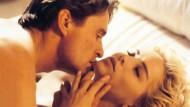 """Michael Douglas und Sharon Stone in """"Basic Instinct"""""""