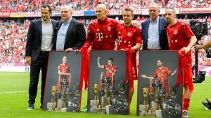 Bayern ist jetzt wertvoller als Barcelona