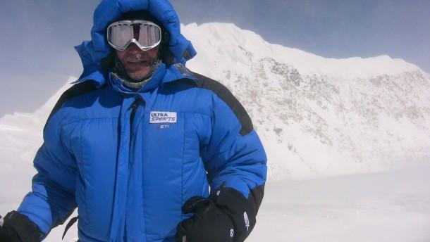"""""""Der Everest muss sauberer werden"""""""