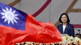 Taiwan will Verteidigung verstärken