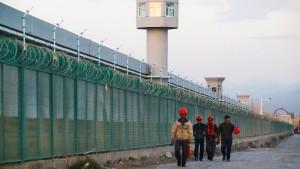 Deutschland kritisiert China wegen Inhaftierung von Uiguren