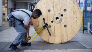 Zeitarbeitsbranche nimmt Tausende Flüchtlinge auf
