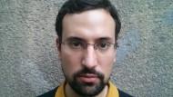 """Balázs Gulyás, Initiator der ungarischen Facebook-Seite """"100.000 gegen die Internetsteuer"""""""