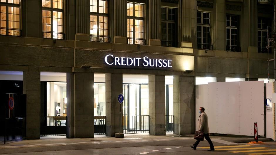 Die Finma hat bei der Credit Suisse schwere Mängel festgestellt.