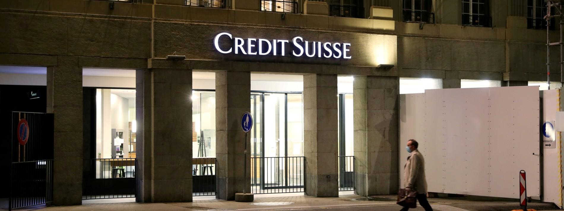 Aufsicht stellt schwere Mängel bei Credit Suisse fest