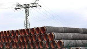 Teil russischer Gaslieferung unzulässig