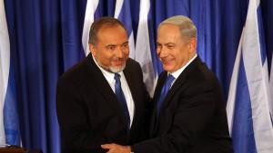 Netanjahus Angst vor der Mitte
