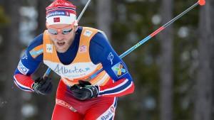 Sundby wird Tour de Ski Gesamtsieg aberkannt