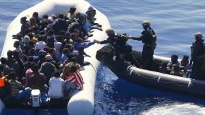 Österreich befürchtet neue Flüchtlingsbewegung