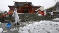 Wintereinbruch sorgt für Chaos