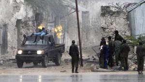 Anführer der islamistischen Miliz al Shabaab getötet