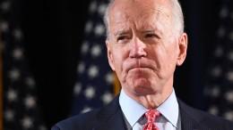 Was macht eigentlich Joe Biden?