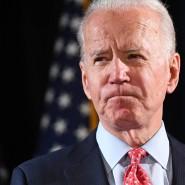 Der frühere amerikanische Vizepräsident und demokratische Präsidentschaftsbewerber Joe Biden.